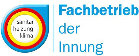 Logo Fachbetrieb der Innung